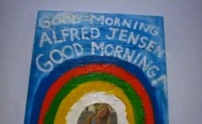 Chris Martin: Good Morning Alfred Jensen