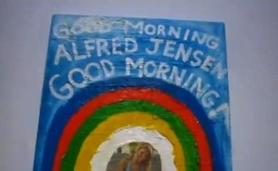 Chris Martin: Good Morning Alfred Jensen