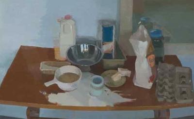 Dan O'Connor, Breadstuffs, 2009, detail