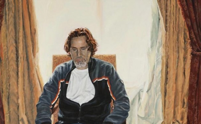 Norbert Marszalek, DC Hotel Room, Oil on canvas, 48 x 60, 2009