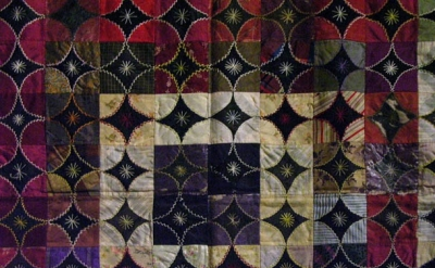 Quilt, 1900, Shelburne Museum Collection