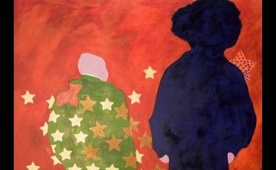 Bill Cumming painting