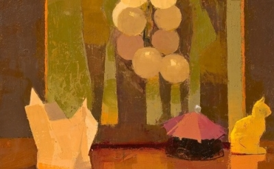 Catherine Kehoe painting detail