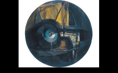 Hedda Sterne painting