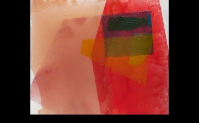 Jill Nathanson painting detail