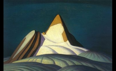 Lawren Harris, Isolation Peak