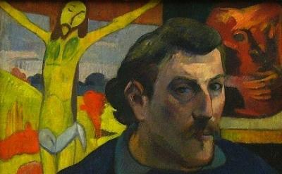 Paul Gauguin, Yellow Christ
