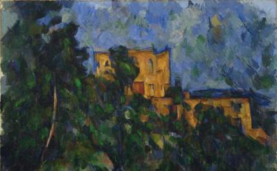 Paul Cezanne, Chateau Noir