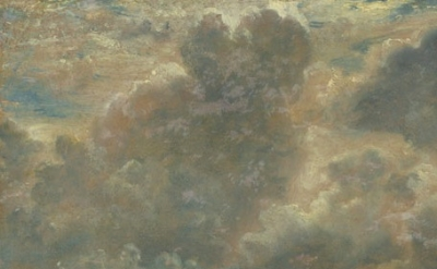 John Constable, cloud painting