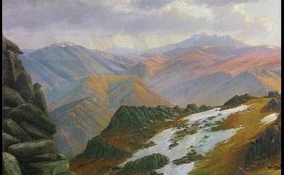 Eugen von Guérard painting