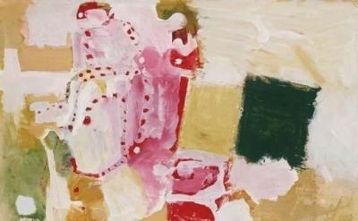 Frank Lobdell, painting