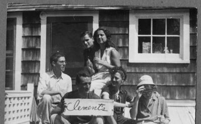 Jane Freilicher, Nell Blaine, East Hampton