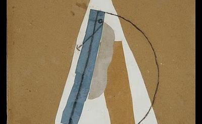 Picasso, Head, Ceret, 1913