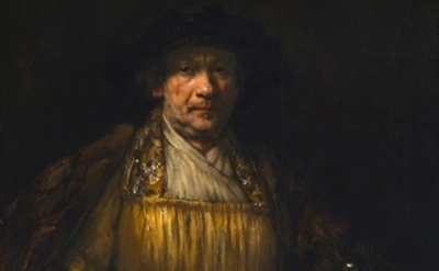 Rembrandt Self Portratit