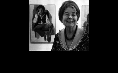 Portrait of Alice Neel