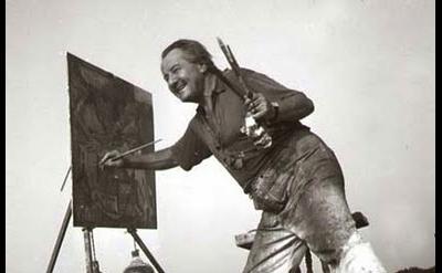 Hans Hofmann, plein air painting