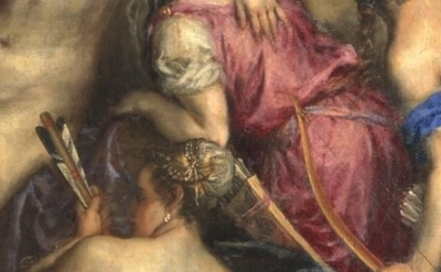 Titian, Diana and Callisto
