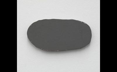 Blinky Palermo, Graue Scheibe (Gray Disk), 1970