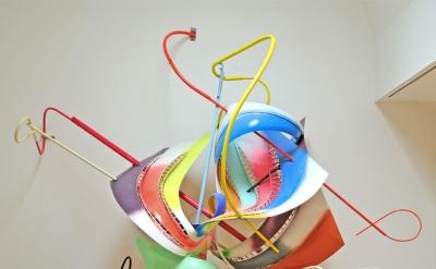 Frank Stella, K 43, 2008