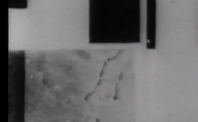 Hans Richter, Rhythmus 23, film still, detail