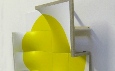 Jan Maarten Voskuil, There is no point in Yellow, installation view