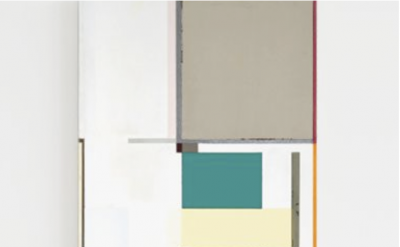 Joan Waltemath, rotator (West 1   1,2,3,5,8...), 2008-10, detail