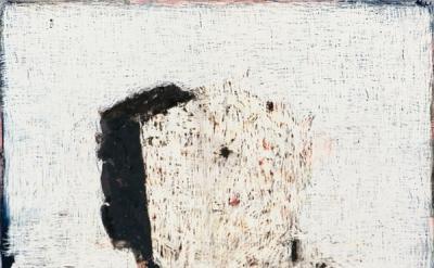 John Brown, Portrait of M.A., oil on canvas, 2010