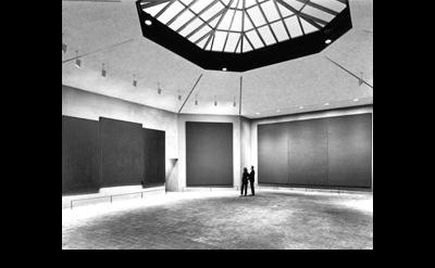 View, Rothko Chapel, 1971