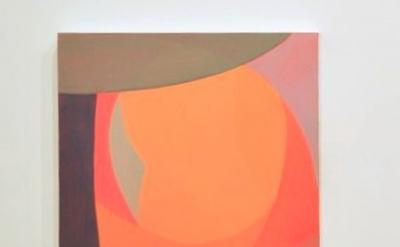 Susan Ross, Aperture 2011 oil on canvas, detail