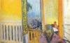 Pierre Bonnard, Breakfast by the Radiator, 1930