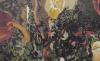 Anne Harvey, Tulips, (n.d), oil on linen, 36 1/4 x 25 1/2 inches (courtesy Steven Harvey Fine Art Projects)