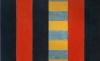 Sean Scully, Stranger, 1987, oil on linen, 96 x 124 inches (courtesy of Mnuchin Gallery, New York, © Sean Scully, Photograph: Foto Gasull)