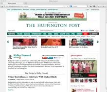 Ridley Howard: Huffington Post
