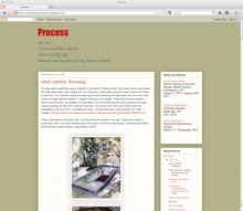 Process Art Blog by Mary Addison Hackett