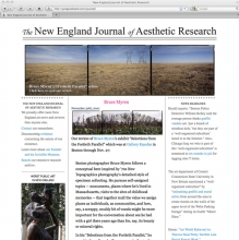 New England Journal of Aesthetic Research