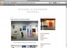 Steven Alexander Journal