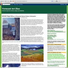 Vermont Art Zine