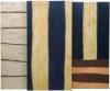 Sean Scully, No Neo, 1984, oil on linen, 96 x 120 inches (243.8 x 304.8 cm) (courtesy Mnuchin Gallery, New York, © Sean Scully)