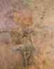 Eric Holzman, Dogwood 5, oil on canvas, 44.5 x 35 inches, 2014 (courtesy of The