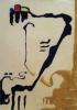Clyfford Still, oil on paper, 1943 © Clyfford Still Museum