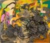 Alfredo Gisholt, Algunas bestias, oil on canvas, 72 x 84 inches, 2013 (courtesy