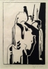 Clyfford Still, Lithograph © Clyfford Still Museum