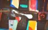 Patrick Jones, Azura, 2011, 72 x 96 inches, acrylic on canvas (courtesy of the a