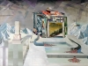 Ricky Allman, safe keeping, 2010, acrylic on canvas, 36 x 48 inches (courtesy of