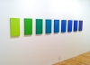 Siri Berg, It's All About Color, Installation View (courtesy of The Painting Cen