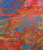 James Biederman, Bus to Cali, 60 x 52 inches, oil on linen, 2008 (courtesy of th