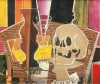 Georges Braque, Baluster and Skull (recto), 1938, c. 1932-33 (Private Collection