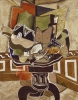 Georges Braque, The Round Table, 1929, The Phillips Collection (© 2013 Artists R