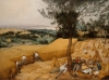 Pieter Bruegel the Elder, The Harvesters, 1565, oil on wood (Metropolitan Museum of Art)
