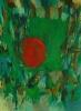 Budd Hopkins Osipee 1958, oil on canvas, 68x49 inches, courtesy:Levis Fine Art v